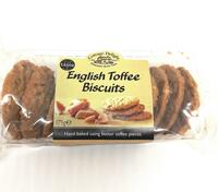English Toffee bisquits