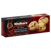 Walkers Pure Butter Chocolate Chip Shortbread